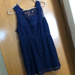 Maternity Lace Tank Top